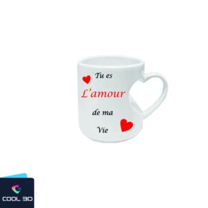 Mug Anse Coeur